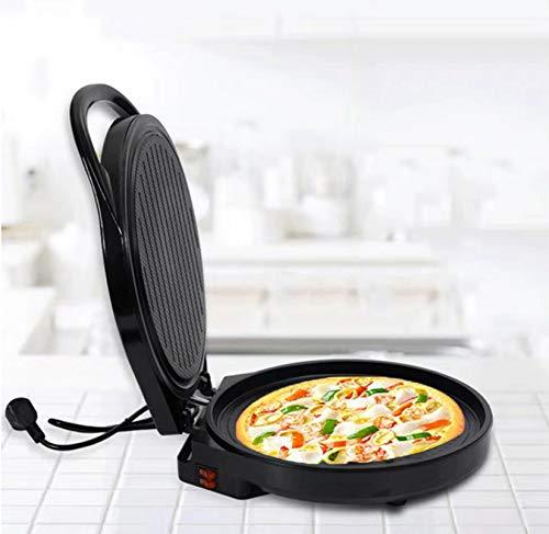 LONGSAND Pote de Pan para Hornear eléctrico 180 Grados Plancha eléctrica Doble...