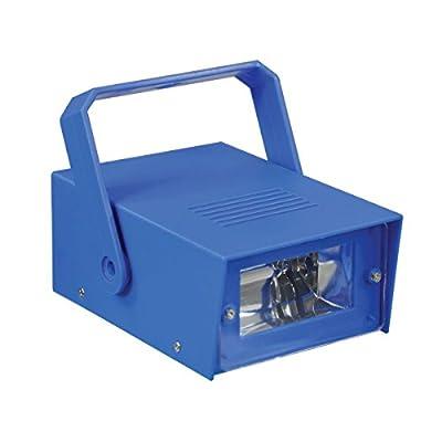 Cheetah Battery Operated LED Mini Strobe Blue