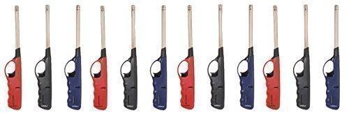 12 x 27cm Feuerzeug Gas XXL Stabfeuerzeug lang nachfüllbar Gasfeuerzeug NEU & OV