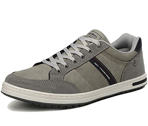 AX BOXING Zapatos Hombre Vestir Casual Zapatillas Deportivas Running Sneakers Corriendo Transpirable...
