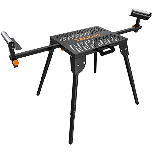 Saw Stand, TACKLIFE Folding Power Tools Stand, Support 500 Lb,...