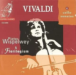 Vivaldi: 6 Cello Sonatas