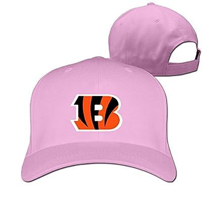 B-Mamamoo Adult Cincinnati Who Dey Bengal Baseball Hat Sun Visor Cap (6 colours)