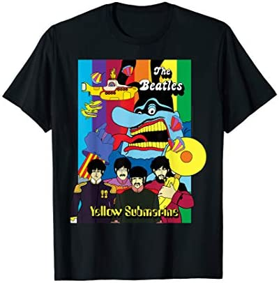 The Beatles Collage Poster T shirt product image