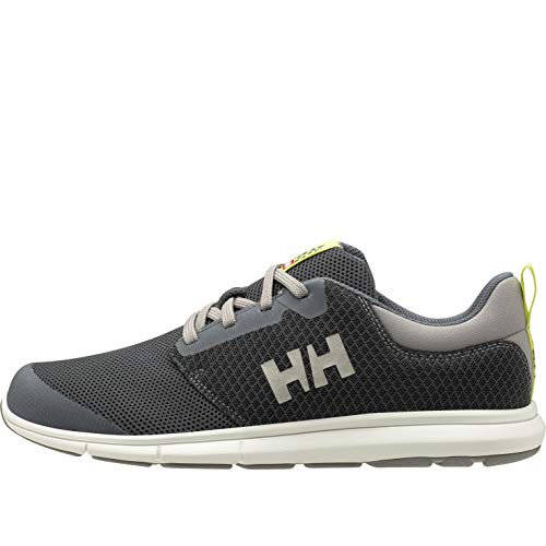 Helly Hansen Sailing and Watersport  Náuticos Hombre  Gris (Charcoal/Ebony/New Light)  40 EU