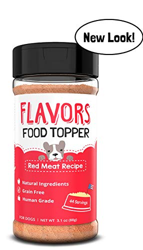 Basic Flavors Food Topper & Gravy for Dogs