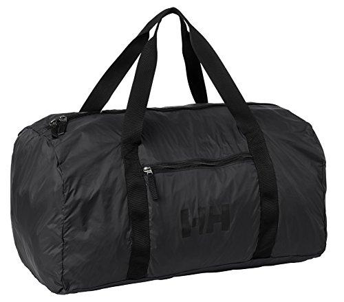 Helly Hansen New Packable Bag Bolsa de Viaje, 45 cm, 90 Litros, Negro