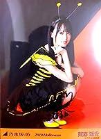 乃木坂46 賀喜遥香直 筆サイン入り写真 2019.Halloween 証明シール