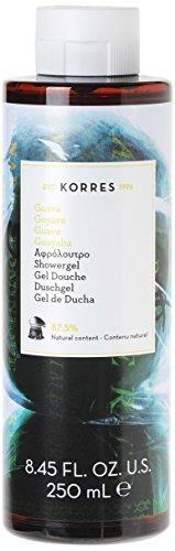 Korres Guava Duschgel,1er Pack (1 x 250 ml)