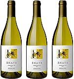 ENATE Chardonnay - 234 - Añada 2020 - D.O Somontano - Vino Blanco - Complejo e Intenso Aroma Varietal de Manzana verde, Melocotón Maduro, Hinojo y Frutas exóticas - Pack de 3 Botellas - 75cl