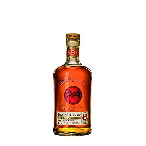 Bacardi 8 Años Reserva Superior Rum (1 x 0.7 l)