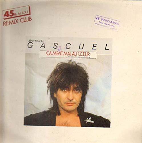 Ça M'fait Mal Au C?ur [Vinyl Single 12'']