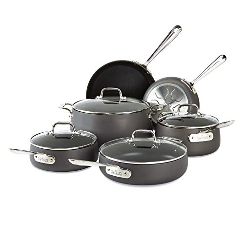 All-Clad HA1 Hard Anodized Nonstick Cookware