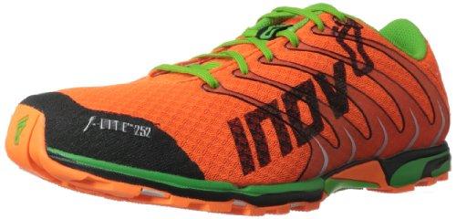 Inov8 F-Lite 252 - Zapatillas de fitness, color Naranja, talla 45.5 EU