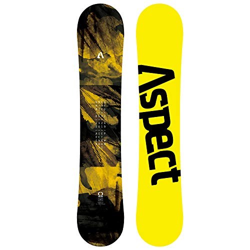 XGEEK - Set snowboard Cambered per principianti ed esperti, 145, 147 cm