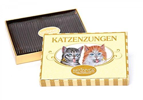 Krönner Katzenzungen Zartbitter 65%
