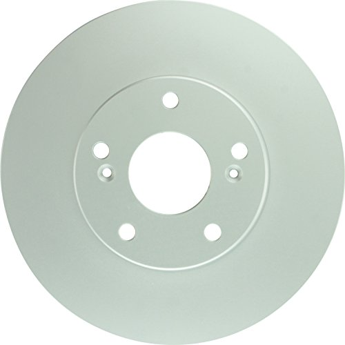 Bosch 26010731 QuietCast Premium Disc Brake Rotor For Honda: 1998-2012 Accord, 2006-2011 Civic; Front
