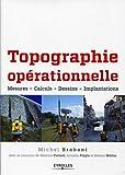 Topographie opérationnelle - Mesures - Calculs- Dessin- Implantations.