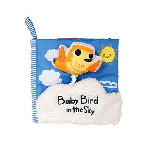 Manhattan Toy a à l'extérieur Livre d'activités avec bébé thème couinement sur Le Ciel, 216130, Multicolore