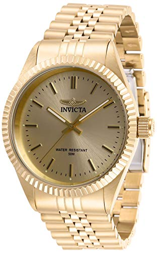 Invicta Specialty Gold Dial Men's Watch 29388