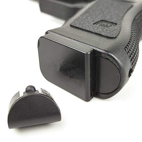 Grip Frame Insert Plug for Mid and Full Size Generation 1/2/3 Glock 17, 18, 19, 20, 21, 22, 23, 24, 31, 32, 34, 35, 37 and 38
