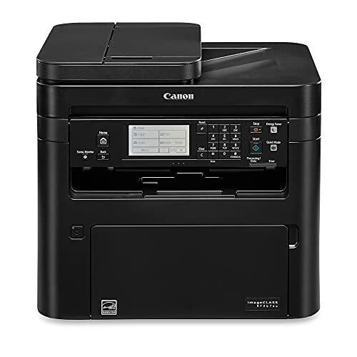 imageCLASS MF267dw - All-in-One, Wireless, Mobile-Ready, Duplex Laser Printer, Up to 30 Pages Per Minute and High Yield Toner Option