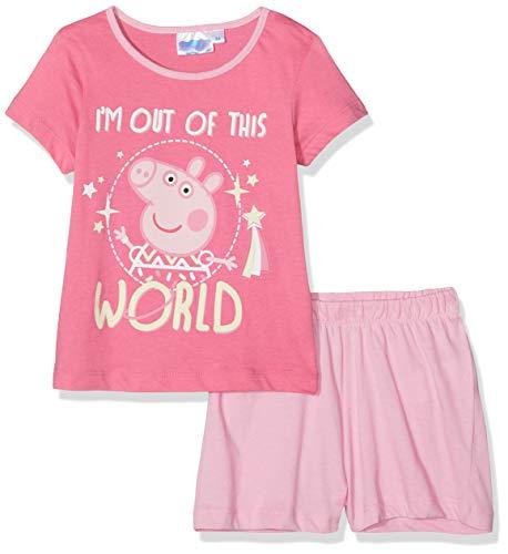 Peppa Pig Conjuntos de Pijama