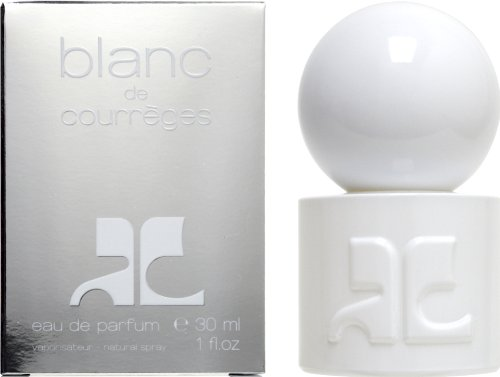 Courreges Blanc de EDP Vapo 30 ML, 1er Pack (1 X 30 ML)