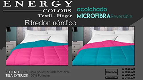 Energy Colors Textil - Hogar - Tokio - Relleno Nórdico