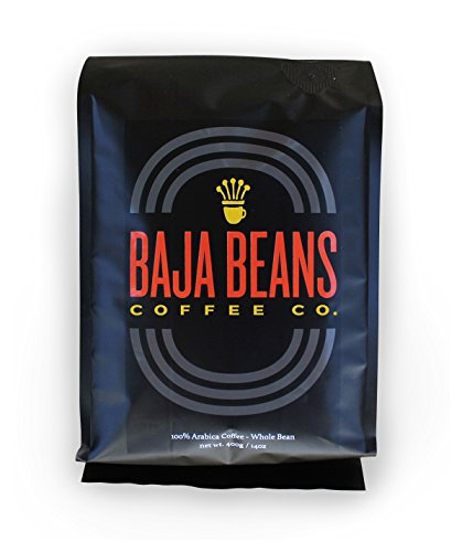 Baja Beans Coffee, La Casa, Whole Beans, 14oz