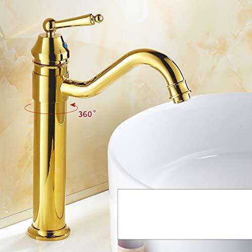Waterkraan met nostalgische landelijke stijl keukenkraan brons retro keukenkraan Exclusive Kitchen Sink Tap C