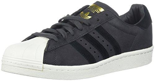 adidas Superstar, Zapatillas para Correr para Hombre, Utilidad Negro, Blanco y Negro, 10 M US