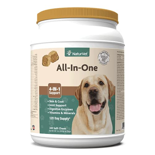 Top 10 best selling list for all-in-one supplement powder for dogs