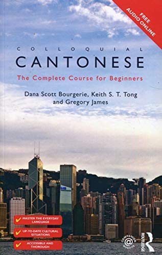 Colloquial Cantonese (Colloquial Series)