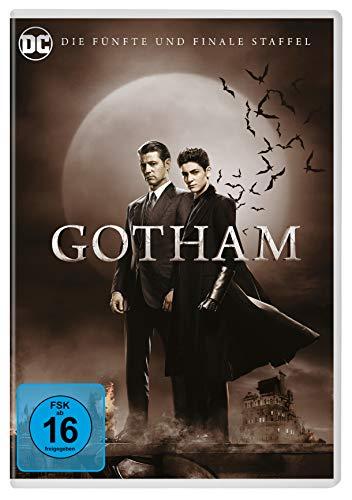 Gotham - Die komplette fünfte und finale Staffel [3 DVDs]