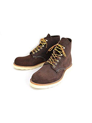 [レッドウィング] 8164 6inch CLASSIC ROUND TOE ブーツ ジャワミュールスキナー-US7D-約25cm
