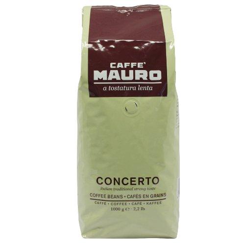 Mauro Kaffee Espresso - Concerto, 1000g Bohnen