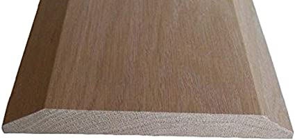Solid Red Oak Interior Threshold Style A 6 1 2 Inches X 48 Inches Household Door Sills