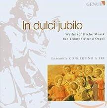 In dulci jubilo - Musica natalizia per tromba, organo e voce