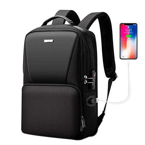 Laptop Bag, Business Travel Breathable Waterproof Anti-theft Man Backpack, Size: 30x15x44cm, Portable Notebook Computer Carrying Case Bag