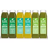Best Juice Cleanses - 3-Day Green Juice Variety Pack by Raw Generation® Review