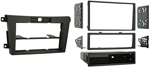 Metra 99-7508 Single DIN/Double DIN Installation Kit for 2007-2008 Mazda CX7 (Black)