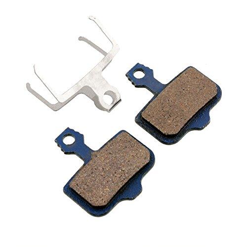 5 pares de pastillas de freno de disco para bicicleta para AVID Elixir AVID Elixir E1, 3/5/7/SRAM/CR de xx XO