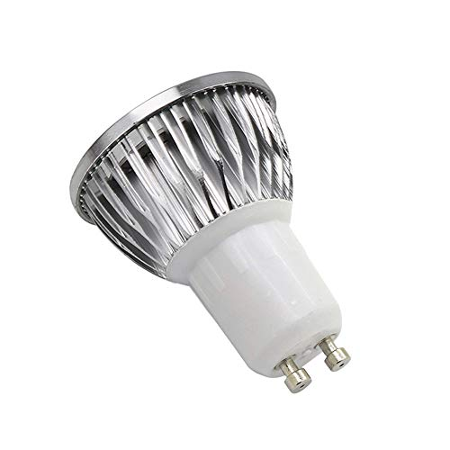 Longra Plantenlamp met 18 leds, grow licht, volledig spectrum voor planten, bloemen en groenten, binnenkas, tuin 4W C✿