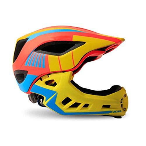 LXY Casco sportivo multi per ciclismo, skateboard, pattinaggio e pattinaggio Rollerblading, equipaggiamento protettivo, dal bambino alla gioventù, 2 taglie, 2, M