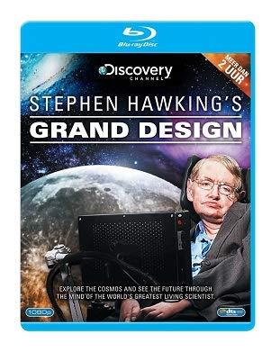 Stephen Hawking's Grand Design (2012) [ Origen Holandés, Ningun Idioma Espanol ] (Blu-Ray)