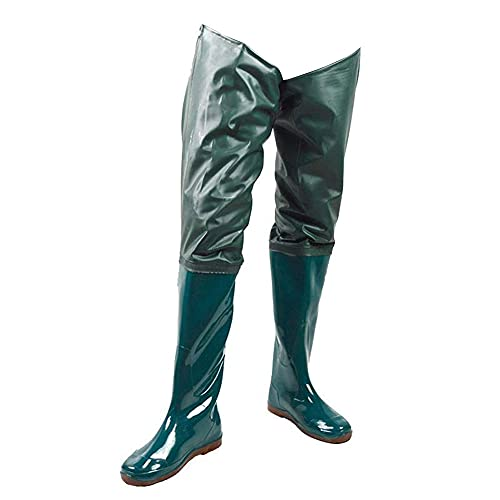 Pêche Hip Waders non-Slip Pêche étanche Waders Pied...