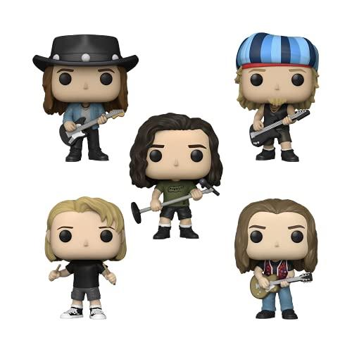 Funko 60042 Pop Rocks: Pearl Jam - 5PK