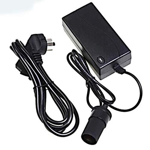 OOFAT bil dubbel användning ströminverterare, bilströmadapter, kan konvertera bilapparater till hushållsapparater, för bilkylskåp, tvättmaskiner, bilvärmare
