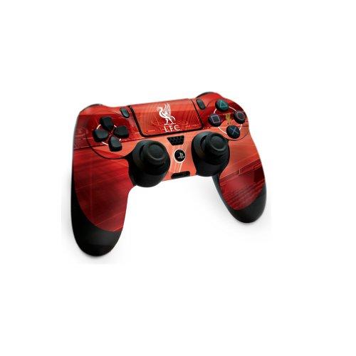 Official Football Merchandise Skin-Aufkleber für Playstation 4-Steuerung (unterschiedliche Designs für die einzelnen Vereine verfügbar) Liverpool FC PS4 Controller